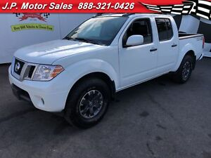 2018 Nissan Frontier PRO-4X, Crew Cab, Leather, 4*4, 18, 000km