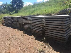 Concrete sleepers make offer Cashmere Pine Rivers Area Preview