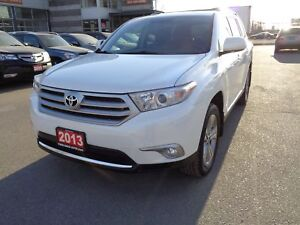 2013 Toyota Highlander V6 Limited|NAVI|BACK-CAM|V6-AWD|LEATHER|C