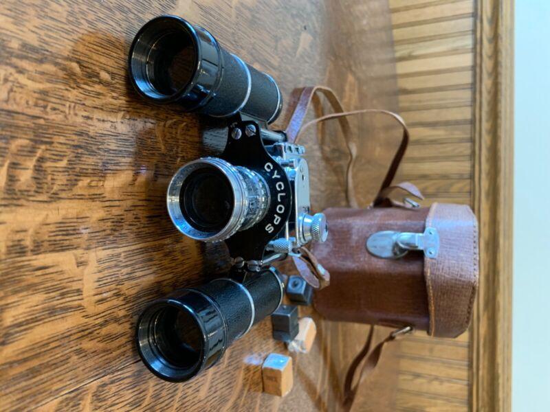 Cyclops (binocular) Camera