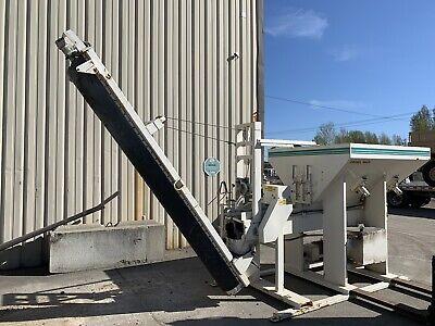 Cementech Scd2-50 Concrete Batch Plant Mobile Volumetric Mixer
