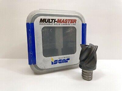 Iscar Multi Master Mm Ec750e62c24cf-4t12 New Carbide Drill Tip Grade 908 1pc