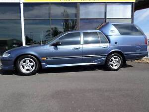 1996 Ford Falcon Factory Modified Wheel Chair Wagon
