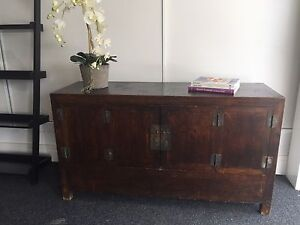 Chinese cabinet sideboard Griffith South Canberra Preview
