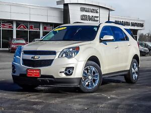 2015 Chevrolet Equinox LT2..ONE OWNER..LOCAL TRADE...