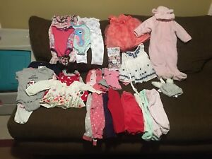 6-18 month baby girl loot
