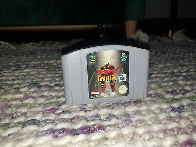 Body Harvest Nintendo N64 Cartridge PAL