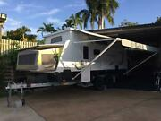 2016 Jayco Expanda 17.56.2 Outback Caravan West Gladstone Gladstone City Preview