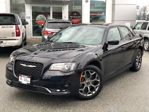 2017 Chrysler 300 ALL WHEEL DRIVE WITH LEATHER HEATED SEATS