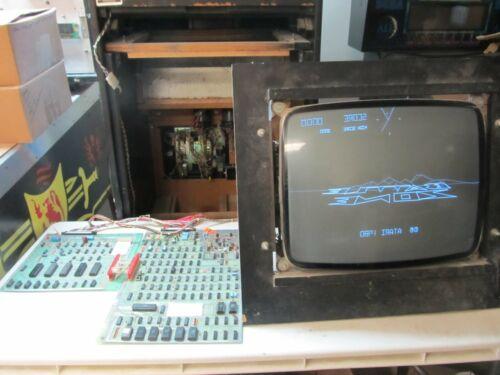 Atari Battlezone arcade game board set BENCH TEST and RETURN SHIPPING