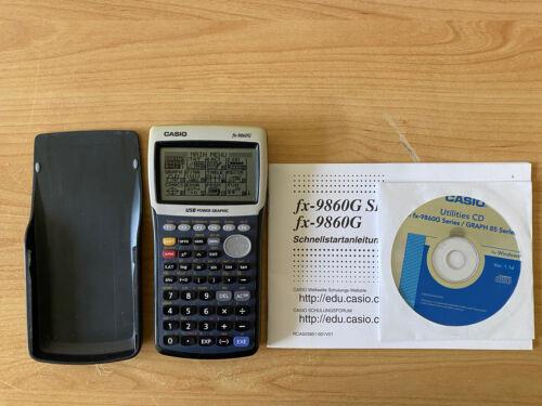 Casio fx-9860G Grafischer Taschenrechner