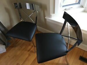 Chrome Accent Chairs