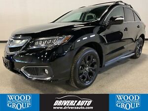 2017 Acura RDX Elite CLEAN CARFAX, REMOTE START, HEATED AND C...