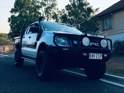 Ford Ranger 2012 3.2L 4x4 Turbo Diesel East Brisbane Brisbane South East Preview