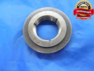 1 11 12 Amer Std. Pipe Thread Ring Gage 1.0 1.00 1-11.5 Standard Npt L-1