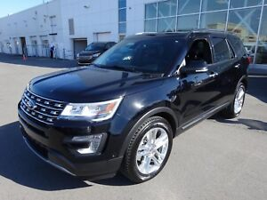 2017 Ford Explorer Limited 4WD GPS+TOIT