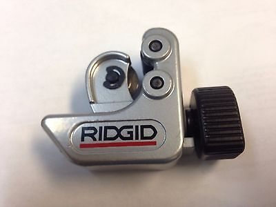 Ridgid No. 101ttubing Cutter - 14 To 1-18 Od - 6-28mm