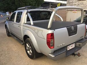 2009 Nissan Navara Titanium Auto Milton Brisbane North West Preview