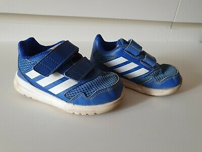 Adidas Sneaker Turnschuhe Gr. 25 blau online kaufen