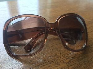 NEW Marc by Marc Jacobs Brown Oversized MMJ 013/S Sunglasses