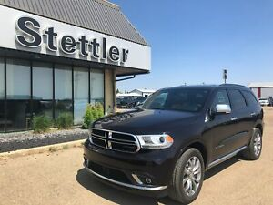 2018 Dodge Durango Citadel ADAPTIVE CRUISE! 2ND ROW BUCKETS!