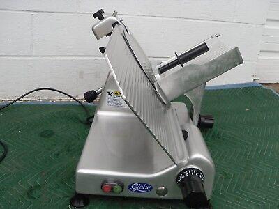 Used Globe - G14 Meatdeli Slicer. 14 Dia. Clean Resturant Kitchen Equipment