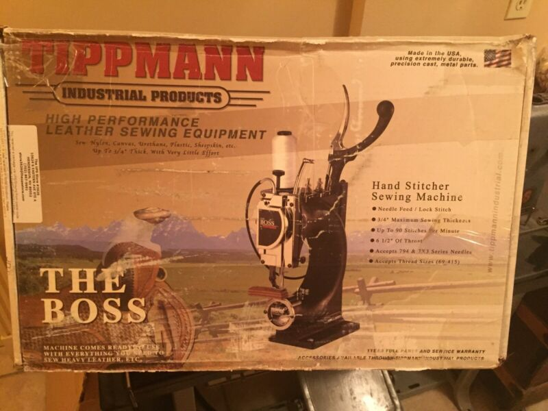 Tippmann Boss Leather Sewing Machine 3789-00
