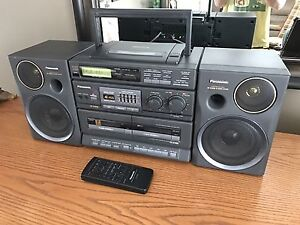 Panasonic Platinum Collection RX-DT680  Boombox Guettoblaster