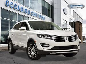 2017 Lincoln MKC Reserve AWD+PARK ASS