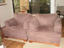 Exceptional quality solid lounge Mosman Mosman Area Preview