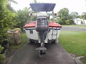 MUSTANG CENTRE CONSOLE Kewarra Beach Cairns City Preview