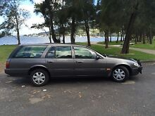 Ford Falcon backpacker car for sale! **LONG REGO** Sydney City Inner Sydney Preview