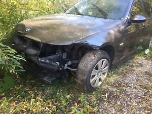 2008 BMW 323i salvage