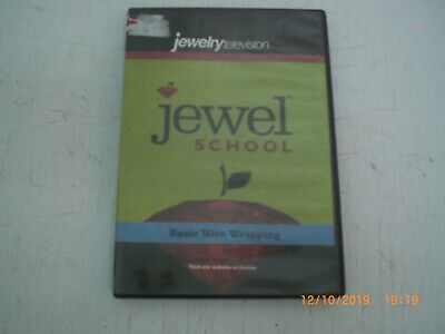 JewelryTelevision Jewel School Basic Wire Wrapping DVD