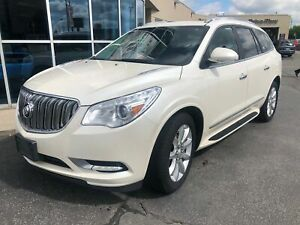 2014 Buick Enclave Premium - Leather, Back Up, Nav, Htd Seats