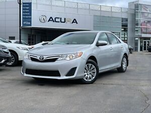 2014 Toyota Camry LE | 1OWNER | ONLY19000KM | BLUETOOTH | BACKUP