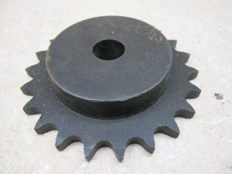 """Sprocket   50 pitch    22 tooth    3/4"""" bore    Martin  50B22"""