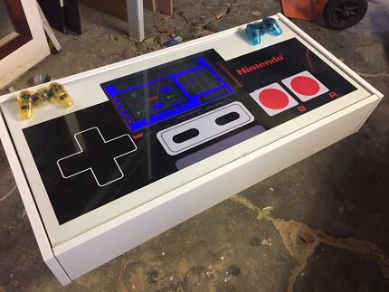 Arcade coffee table 10,500 games