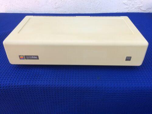 5 MB Apple Profile Hard Drive A9M0005 Powers Up Nice Case Lisa Apple III