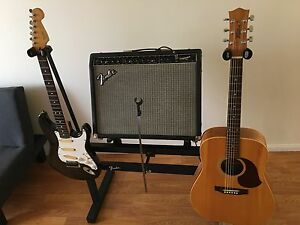 Fender Performer 1000 [Made in USA] + Custom Amp & Guitar Stand Upper Coomera Gold Coast North Preview