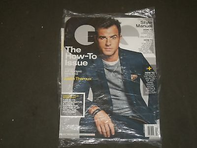 2013 October Gq Magazine   Justin Theroux Cover   B 2859