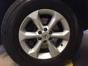 Nissan Navara D40 STX-550 Wheels & Tyres Newtown Geelong City Preview