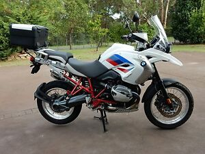 BMW 2012 R1200GS Rallye Kenthurst The Hills District Preview