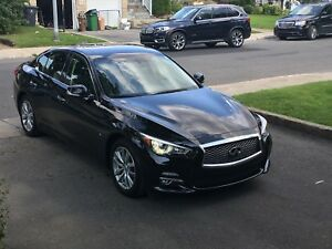 2014 INFINITI Q50 AWD FULLY-LOADED LEASE TRANSFER  À VOIR!!