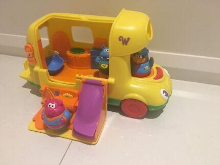 Playskool Weebles Campervan