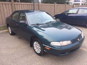 1995 Mazda 626 224Kms, Run Great, Very Clean $1,800 OBO