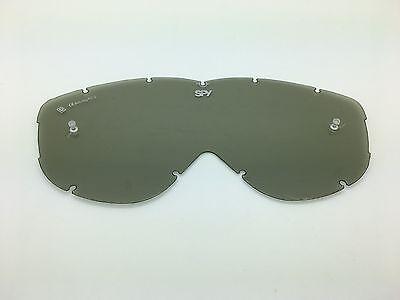 dbe3f6de15 SPY+ Optic Alloy Replacement Lens 092018000210 Smoke   Anti-Fog w Frame  Posts