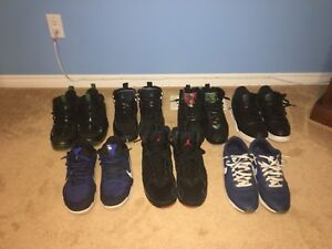 Nike's and jordans