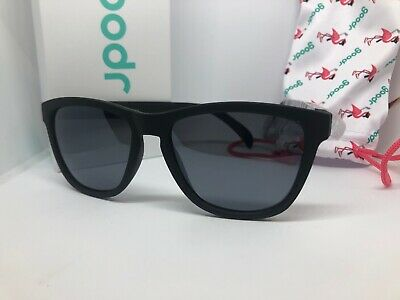 goodr Sunglasses- Back 9 Blackout Running (Running Sunglasses Goodr)