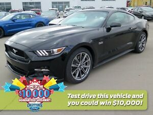 2017 Ford Mustang GT 5.0l GT, manual transmission